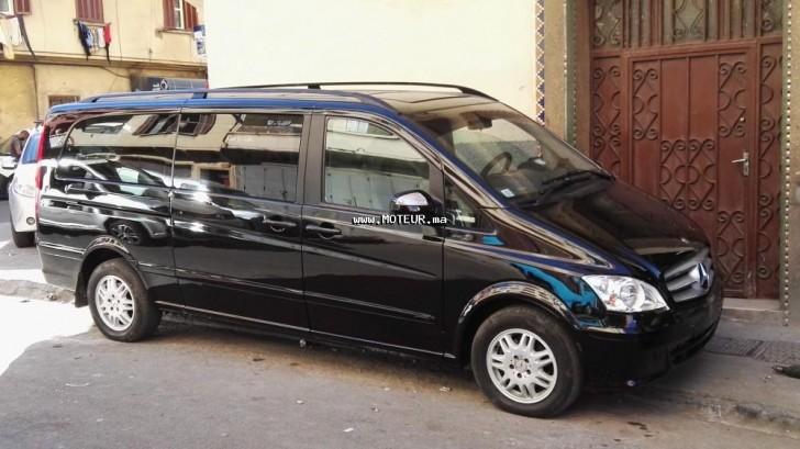 mercedes viano 2010 diesel 105383 occasion casablanca maroc. Black Bedroom Furniture Sets. Home Design Ideas