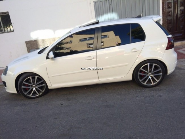 volkswagen golf 5 2009 diesel 82453 occasion agadir maroc. Black Bedroom Furniture Sets. Home Design Ideas