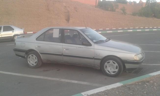 Voiture au Maroc PEUGEOT 405 Turbo - 115280