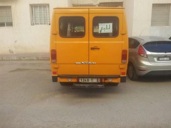 Voiture au Maroc MERCEDES 307 - 95955