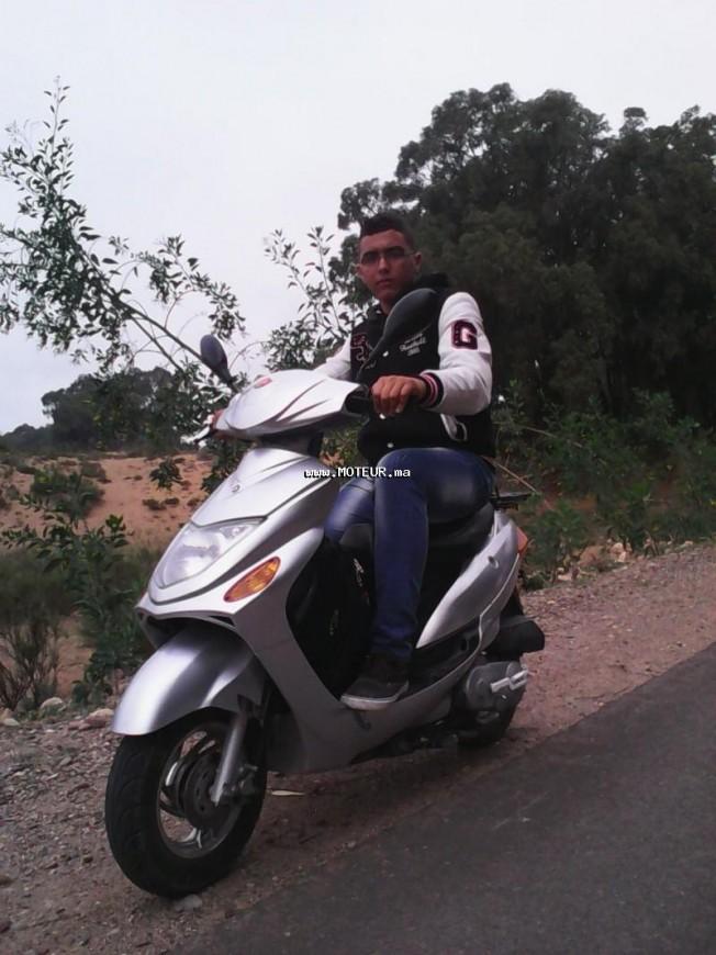 Moto au Maroc DOCKER Sahara 50 cc - 130511