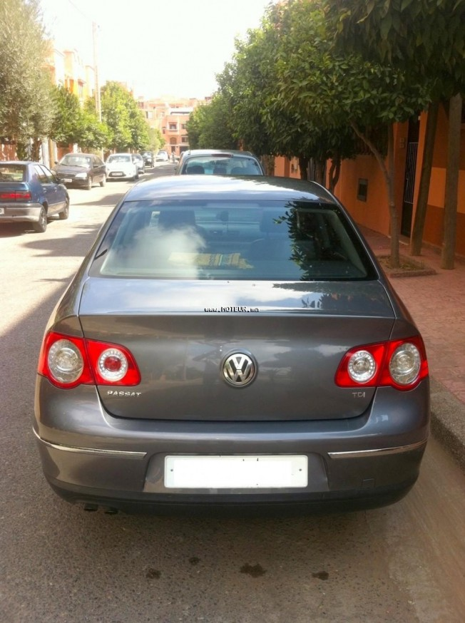 volkswagen passat 1 9 tdi 2005 diesel 71876 vendre marrakech. Black Bedroom Furniture Sets. Home Design Ideas