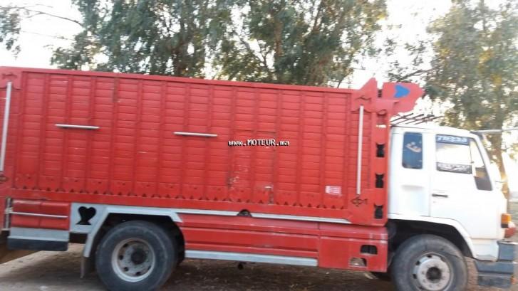 شاحنة في المغرب إزيزو فسر - 121827