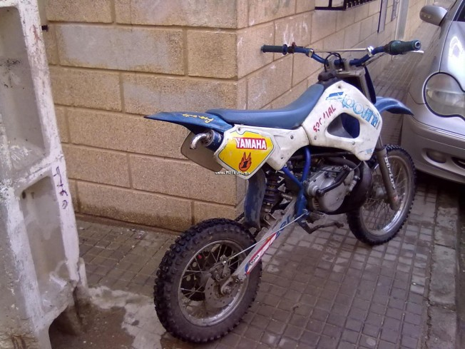 Moto au Maroc POLINI Minicross x3 80cc - 123754
