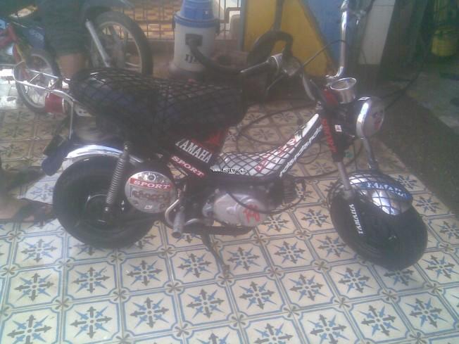 Moto au Maroc YAMAHA Chappy 50 - 123970