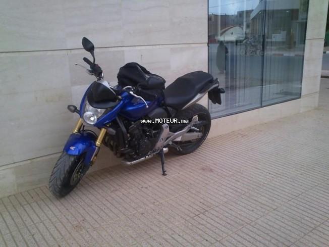 دراجة نارية في المغرب هوندا هرنيت 600 - 130649