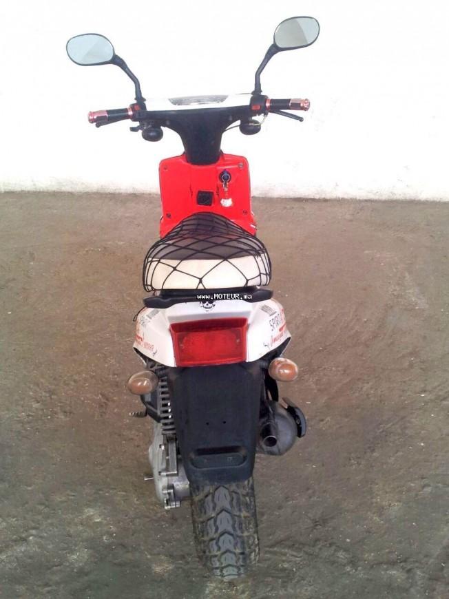 Moto au Maroc YAMAHA Bws - 131722