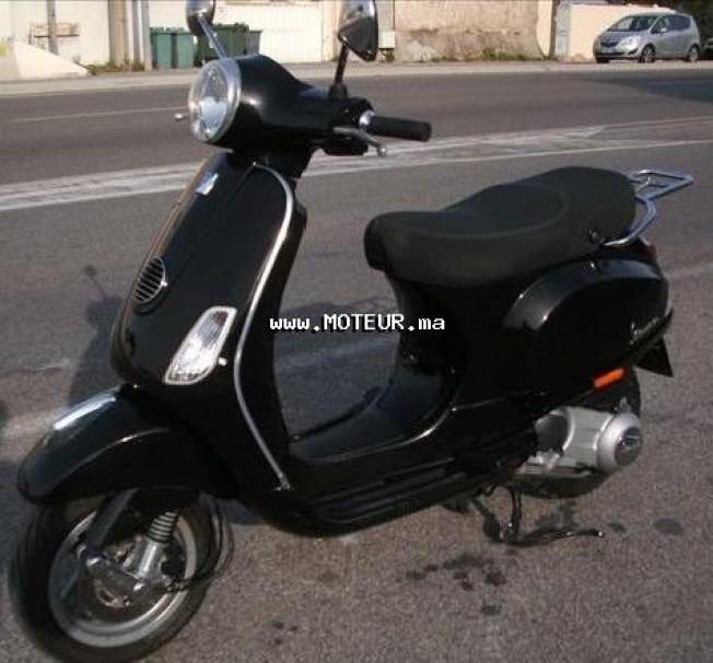 Moto au Maroc VESPA Lx 50 - 133277