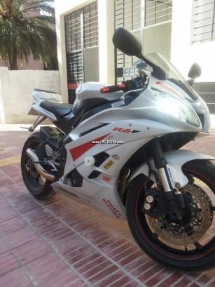Moto au Maroc YAMAHA Yzf-r6 600 cc - 131430