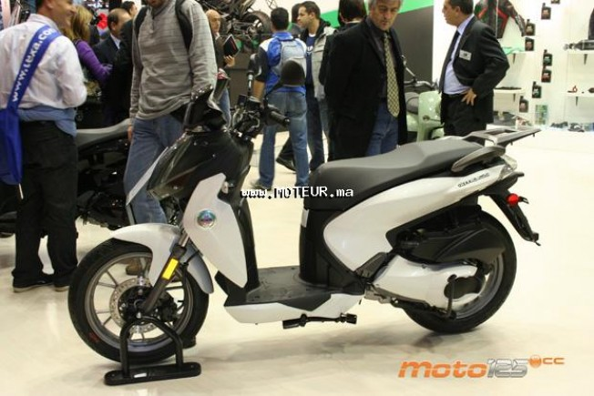 Moto au Maroc BENELLI Macis 125 - 126350