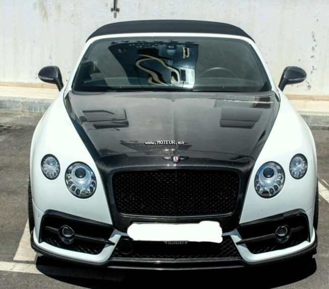 BENTLEY Continental mansory gtc occasion
