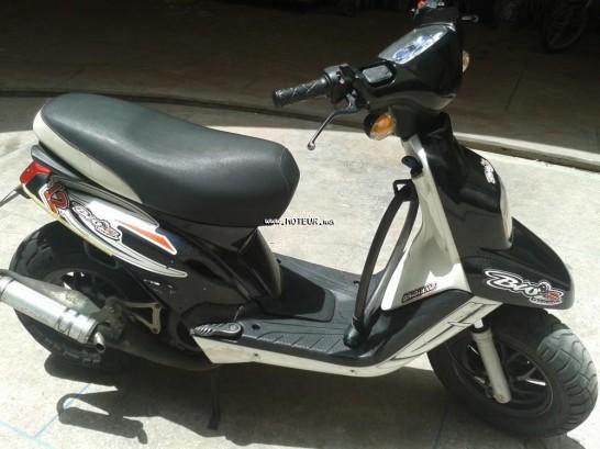 Moto au Maroc YAMAHA Bws 80cc - 131984