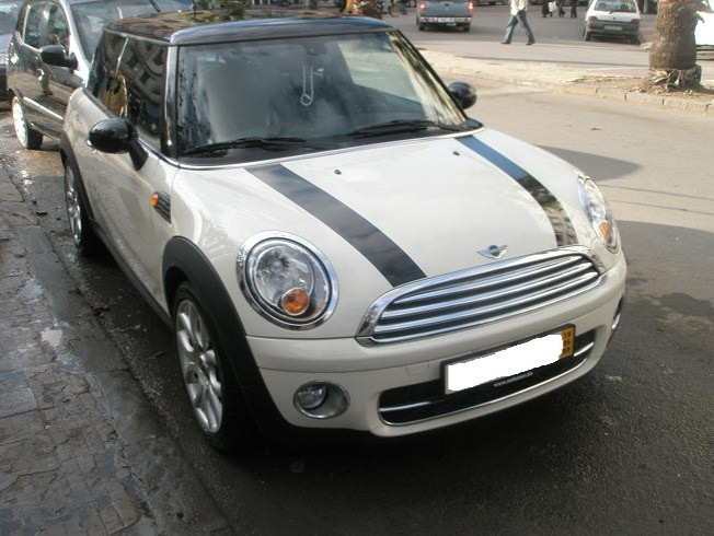 mini cooper 2007 coup diesel manuelle 138 vendre casablanca. Black Bedroom Furniture Sets. Home Design Ideas