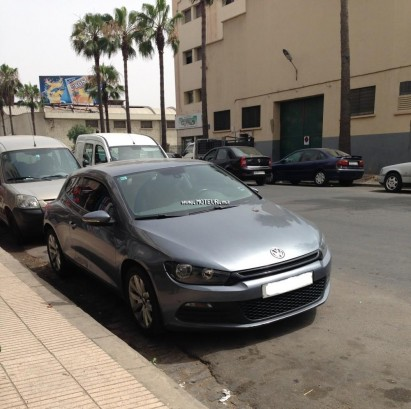 volkswagen scirocco 1 4 tsi 2010 essence 68706 occasion casablanca maroc. Black Bedroom Furniture Sets. Home Design Ideas
