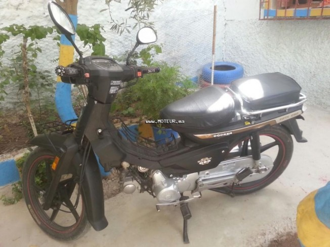 Moto au Maroc DOCKER C90 120 - 133841