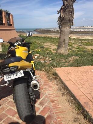 Moto au Maroc YAMAHA Yzf-r6 600 - 133126