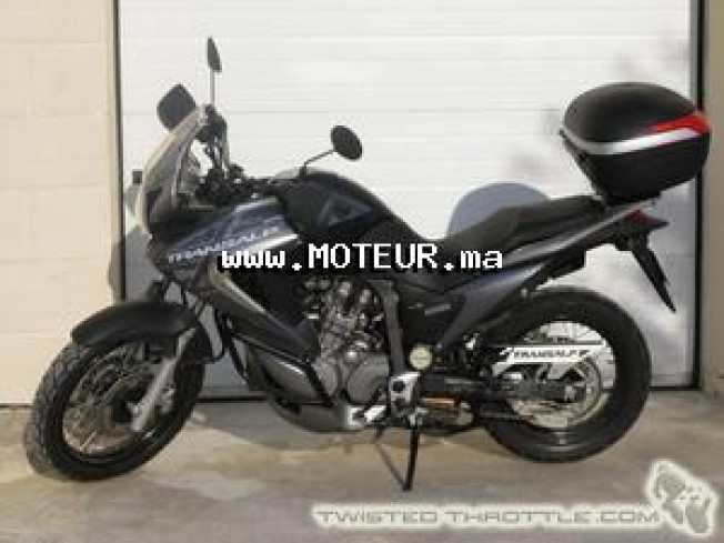 honda xl 700 v transalp 700xl 2008 occasion 126953 casablanca maroc. Black Bedroom Furniture Sets. Home Design Ideas
