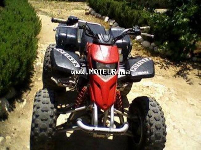 Moto au Maroc YAMAHA Blaster - 126307