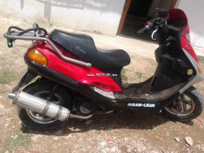 دراجة نارية في المغرب ليفان لف125-26د Bizan lifan - 129067