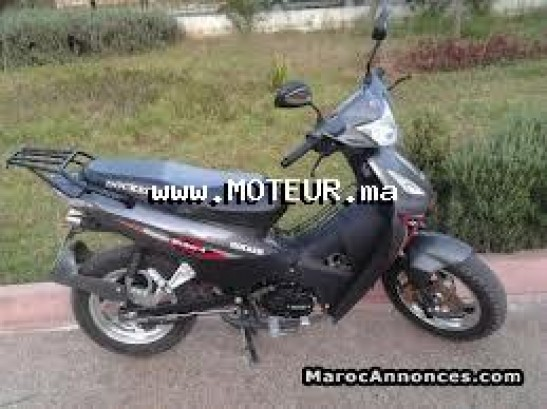 Moto au Maroc DOCKER Jialling R49 - 128059