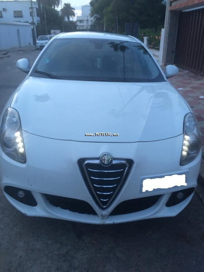 alfa romeo giulietta 1 6 2012 diesel 71619 occasion rabat maroc. Black Bedroom Furniture Sets. Home Design Ideas