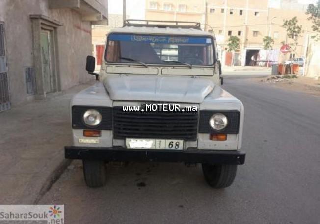 Voiture au Maroc LAND-ROVER Santana 109 - 112449