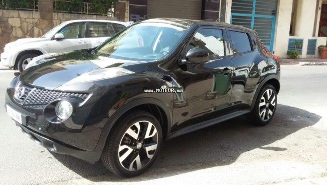 nissan juke tekna 2015 diesel 68271 occasion casablanca maroc. Black Bedroom Furniture Sets. Home Design Ideas