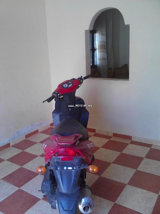 Moto au Maroc BUZZ Fly 50cc - 130831