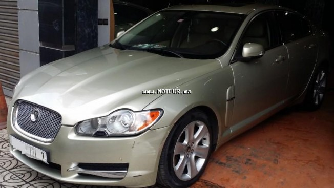jaguar xf v6 full options 2008 essence 59167 occasion casablanca maroc. Black Bedroom Furniture Sets. Home Design Ideas