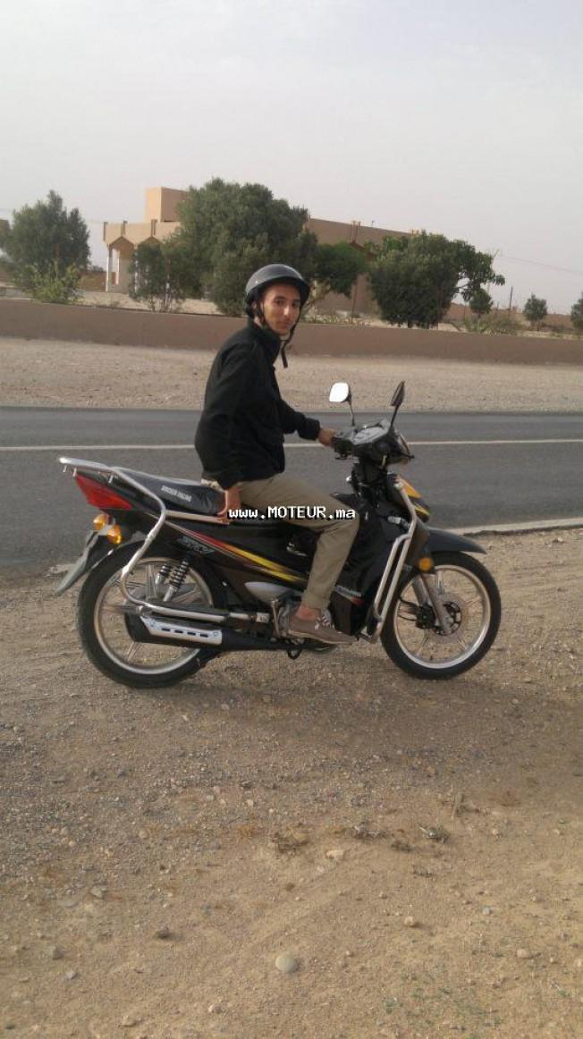 Moto au Maroc DOCKER Jialling Sky - 129416
