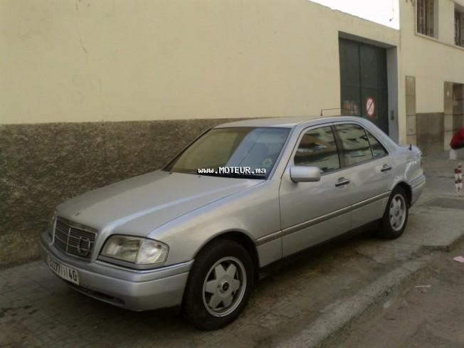 mercedes 220 c220 1994 diesel 34489 occasion casablanca maroc. Black Bedroom Furniture Sets. Home Design Ideas