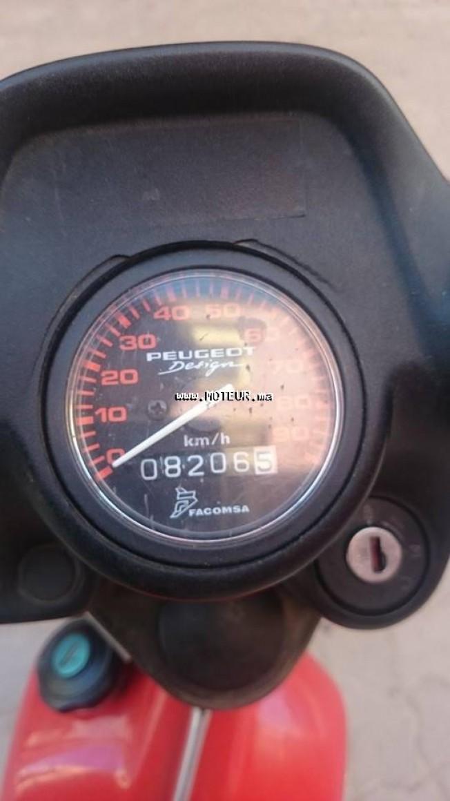 دراجة نارية في المغرب بيجو فوكس Mtc - 133329
