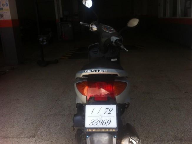 Moto au Maroc YAMAHA Cygnus - 133120