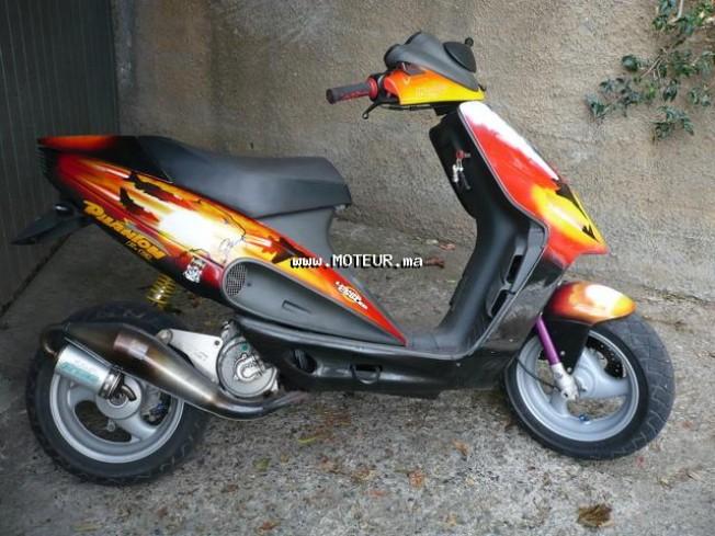 دراجة نارية في المغرب مالاجوتي ف12ر 80 - 125157