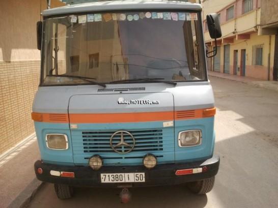 mercedes 508 3 0 1980 diesel 51299 occasion nador maroc. Black Bedroom Furniture Sets. Home Design Ideas