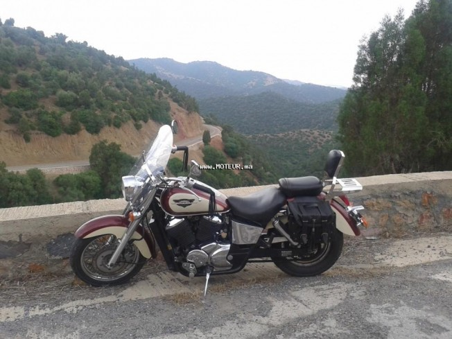 دراجة نارية في المغرب هوندا شادوو 750 - 132875