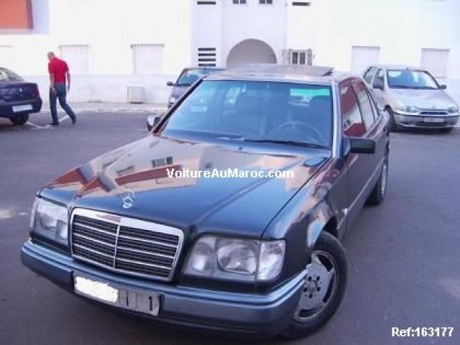 mercedes 250 1988 diesel 11475 occasion rabat maroc. Black Bedroom Furniture Sets. Home Design Ideas