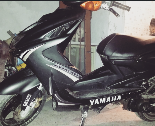 Moto au Maroc YAMAHA Aerox 80r - 133156