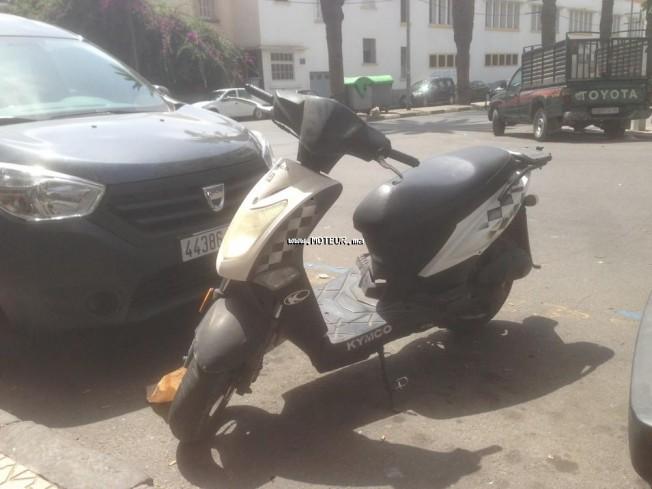 دراجة نارية في المغرب كيمكو اجيليتي 50 49cc - 133786