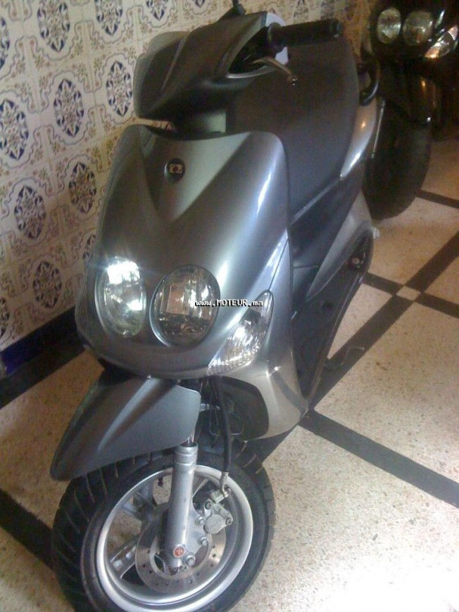 Moto au Maroc MBK Ovetto 50 2009 - 128835