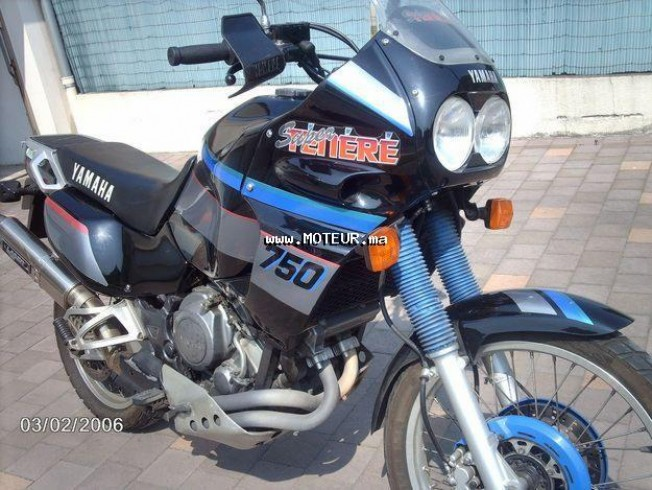 Moto au Maroc YAMAHA Xtz 750 - 123489