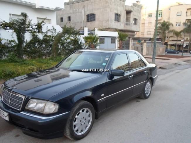 mercedes classe c 250 turbo diesel 2000 diesel 46544 occasion rabat maroc. Black Bedroom Furniture Sets. Home Design Ideas