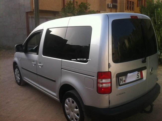 volkswagen caddy 1 6 2011 diesel 69145 occasion beni mellal maroc. Black Bedroom Furniture Sets. Home Design Ideas