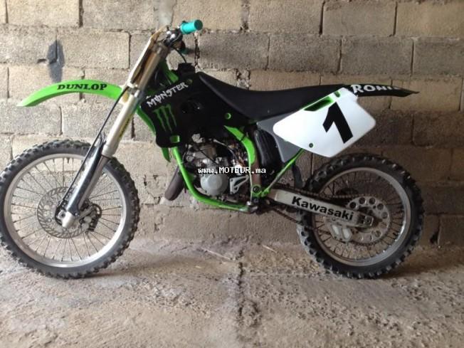 Kawasaki Kx 125 125 Cc 2008 Occasion 127644 à Rabat Maroc