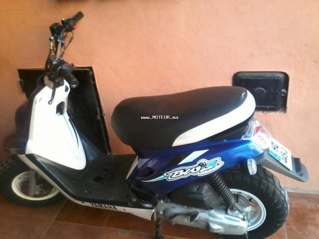 Moto au Maroc YAMAHA Bws Original - 132457