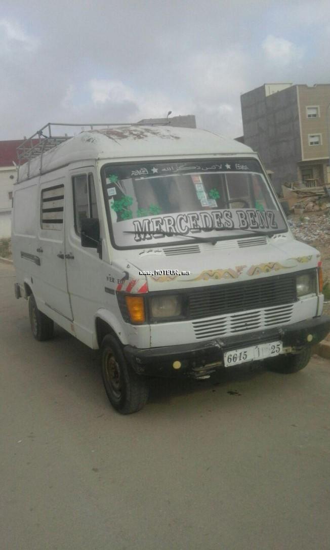 سيارة في المغرب MERCEDES 308 - 115113