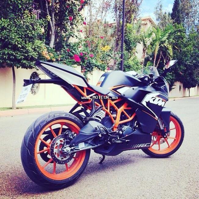 Moto au Maroc KTM Autre 125 rc - 133174