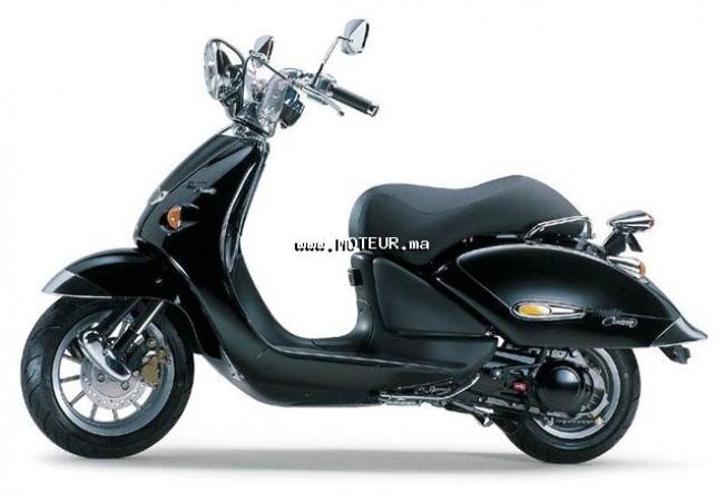 Moto au Maroc LIBERTY Gabana - 132680