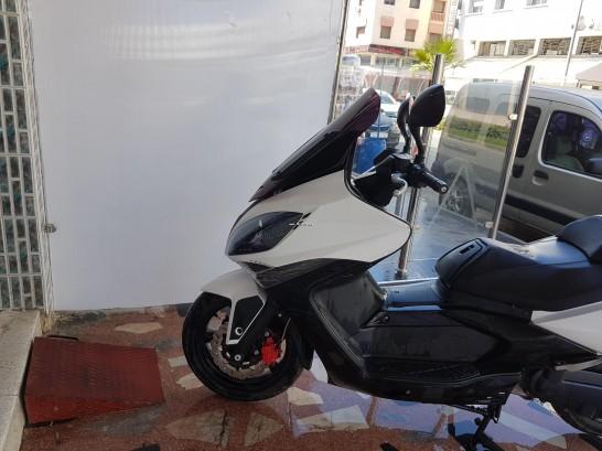 Moto au Maroc KYMCO Xciting 300i r 300r - 133981