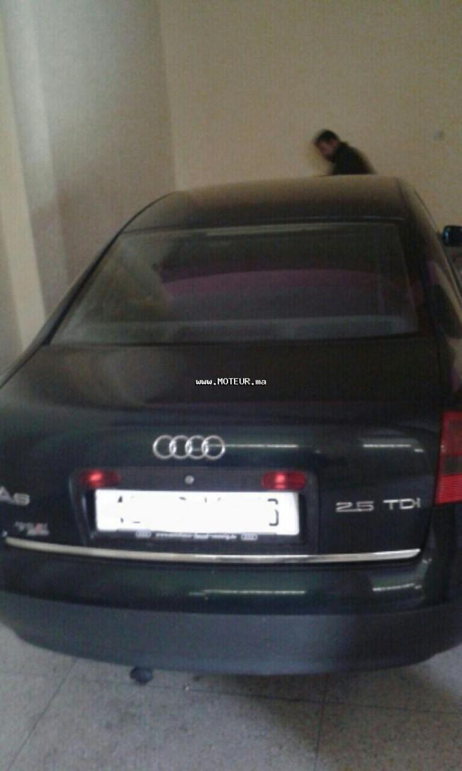 سيارة في المغرب AUDI A6 - 93385